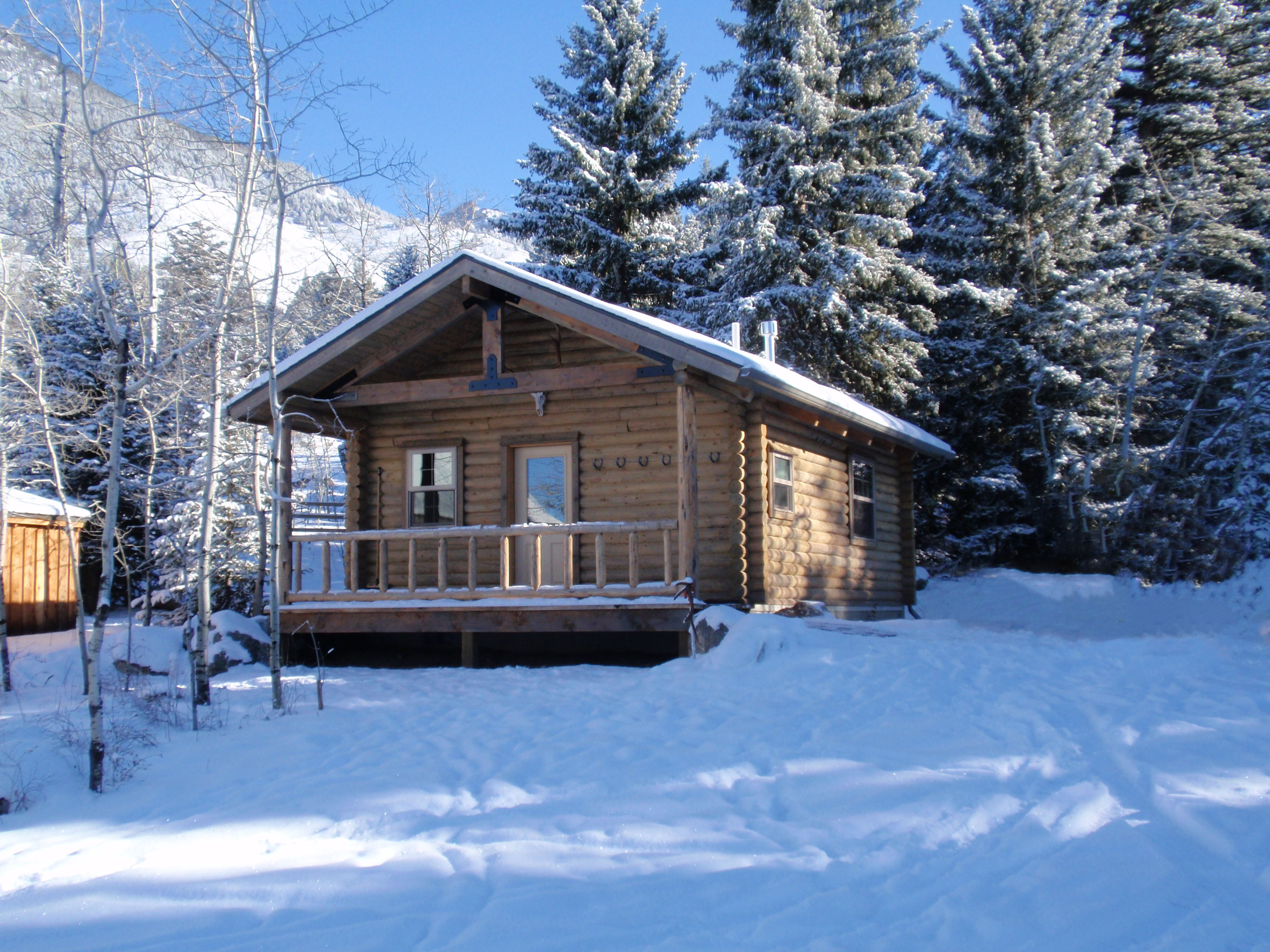 in right vacation king luxury mt town cabin rentals cabins winter snow apex on