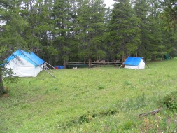 <h5>Sage Creek Camp  </h5><p>2004</p>
