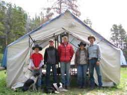 <h5>The Petrich Family 2010</h5><p>2010</p>