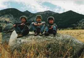 <h5>Three Amigos </h5><p>07/15/2004</p>