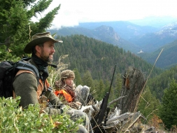 <h5>Randy's Moose Hunt 2005 </h5><p>10/08/2005</p>