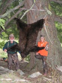 <h5>Ruth's Bear Rug  </h5><p>5/20/2005</p>