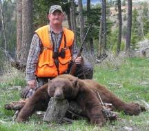 <h5>2005</br>Rick Hanke</br>Big Brown Boar  </h5><p>Slinger, WI</br> 5/25/2005</p>