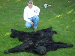 <h5>Aaron's Bear Rug  </h5><p>5/26/2009</p>