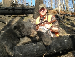<h5>Aaron Huizenga</br>5 Year Old Boar  </h5><p>5/25/2009</p>