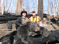<h5>Aaron and guide, Randy  </h5><p>5/25/2009</p>