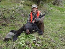 <h5>2004</br>Steve Chapman</br>6 Yr. Old Black Boar</h5><p>Pleasant View, TN </p>