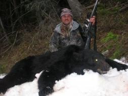<h5>2007</br>Bob Rice</br>Massive Black Boar </h5><p>Charlotte, MI</br> 5/8/2007</p>