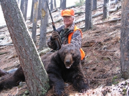 <h5>2005</br>Vern Rotert</br>16 Year Old Brown Boar</h5><p>O'Fallon, MO</br> 5/3/2005</p>