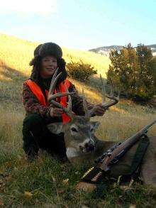 <h5>2006</br>Zach's 1st Deer</h5>