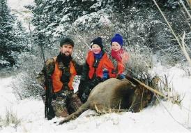 <h5>Zach & Zane's 1st Elk Hunt!</h5>