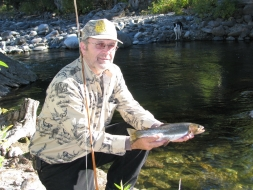 <h5>Nice Mill Creek Trout</h5>