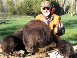 <h5>2005</br>Ron Bouma</br>Orange City, IA</h5><p>MT Boone & Crockett</br> Record Book Boar</p>