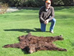 <h5>2013</br>Meekma Bear Rug</h5><p>5/8/2013</p>