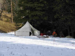 <h5>2004</br>Spike Camping With Adams & Bisson</h5><p>11/15/2004</p>