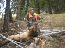 <h5>2008</br>Mark Eberhart's 1st Elk Hunt</h5><p>Mandeville, LA</br> 10/30/2008</p>