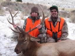 <h5>2014</br>Cody Wisdom & Pierce</h5><p>Big Timber, MT</br> 11/24/2014</p>