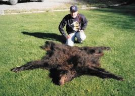 <h5>Eric's Bear Rug</h5><p>1998</p>
