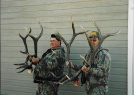 <h5>2001</br>Gessner & Krammes Archery Hunt</h5>
