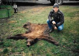 <h5>Regenfuss Bear Rug</h5>