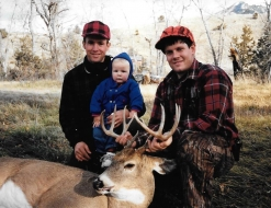 <h5>1995</br>JD Bailey</h5><p>with Randy & Zach</p>