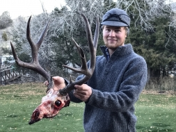 <h5>2016</br>Zach's Muley</h5>