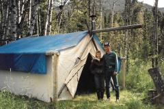 1990 Randy and Dena