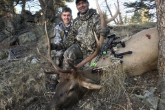 Greg Glover with son, Cole / Lewisburg, VA