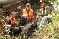 Zach, Dena and Randy