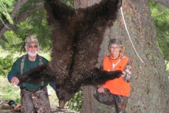 Ruth's Bear Rug