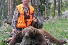 Rick Hanke / Slinger, WI / Big Brown Boar