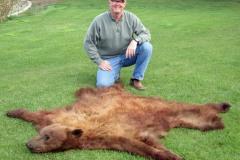 De Vries Bear Rug