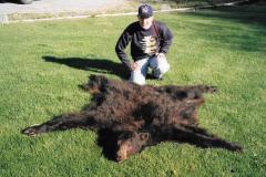 Eric's Bear Rug